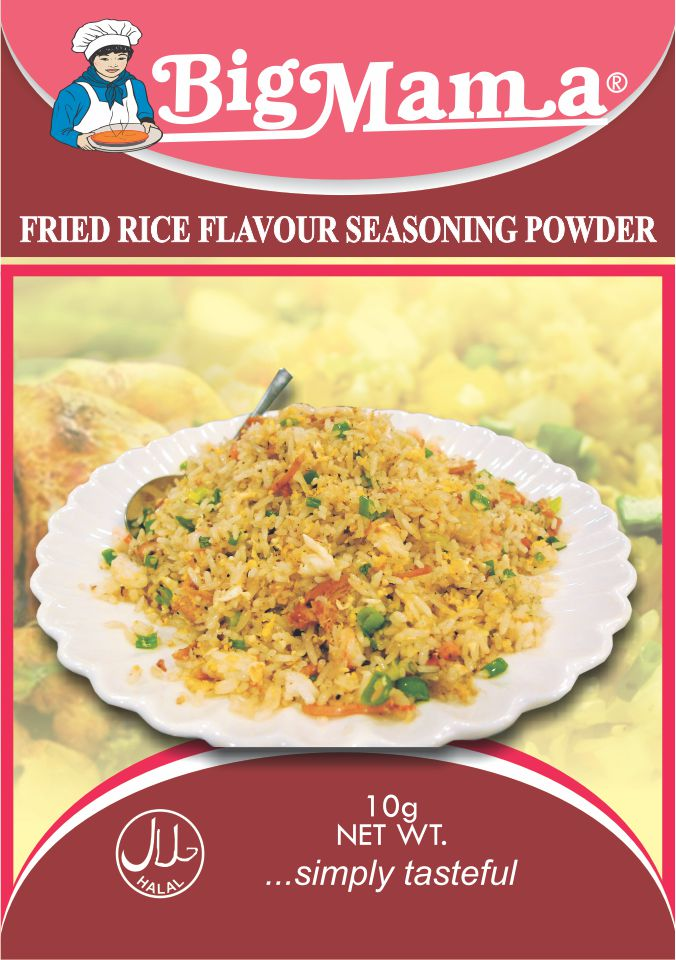 Bigmama Fried Rice Seasoning